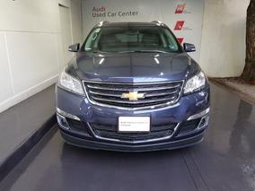 Chevrolet Traverse Lt Aut Piel Con Qc Dvd 3.6l 2013