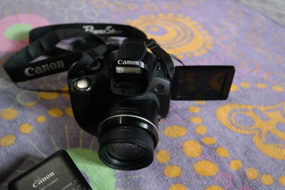 Cámara Digital Canon Sx40 Hs, 12.1 Mp