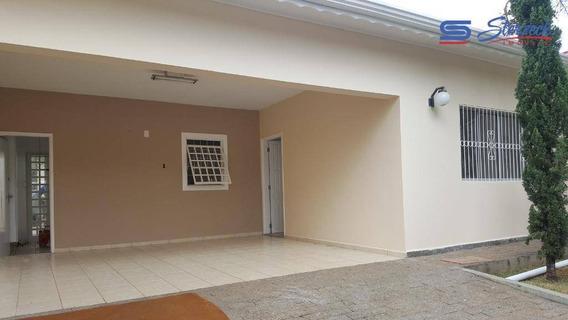 Casa Com 3 Dormitórios Para Alugar, 120 M² Por R$ 2.600,00/mês - Residencial Aquário - Vinhedo/sp - Ca1171