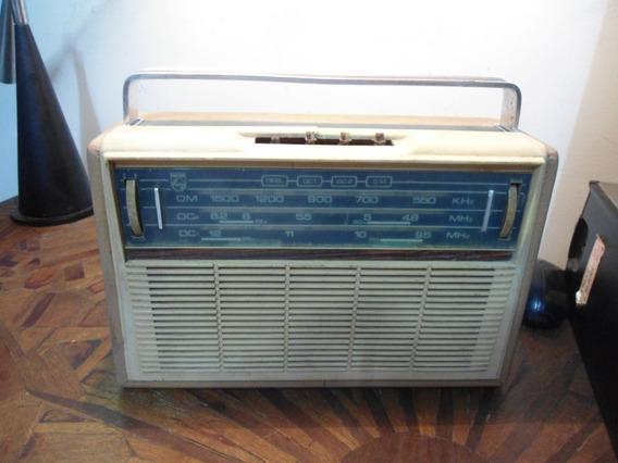 Antigo Radio Philips - 06rl381 005 - No Estado