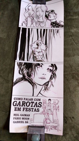 Poster Como Falar Com Garotas Em Festas ( Omelete Box)