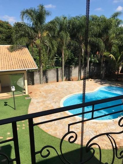 Chácara Em Chácaras Silvania, Valinhos/sp De 600m² 3 Quartos Para Locação R$ 9.000,00/mes - Ch220367