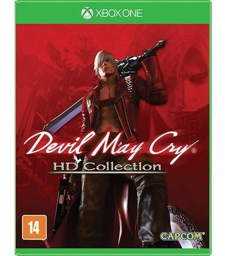 Jogo Devil May Cry Hd Collection - Xbox One Midia Fisica