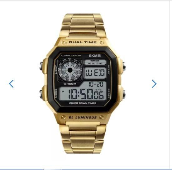 Relógio Skmei Desportivo Digital!