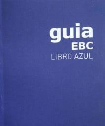 Libro Azul Guia Ebc