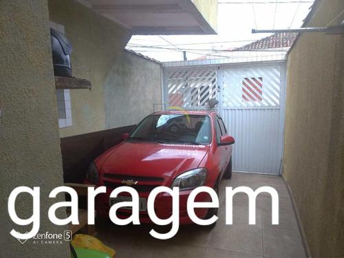 Casa Com 1 Dorm, Catiapoa, São Vicente - R$ 180 Mil, Cod: 2836 - V2836