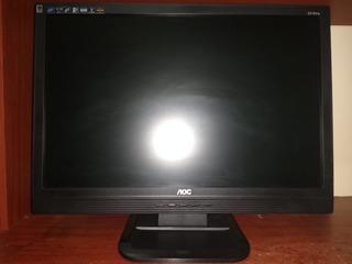 Monitor Aoc De 22 Lcd 2216vw