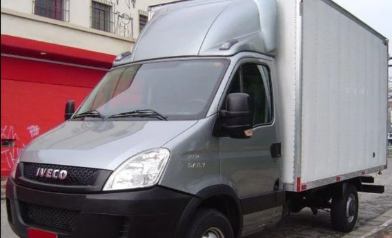 Iveco Daily 35s14 Estado Ano 2014