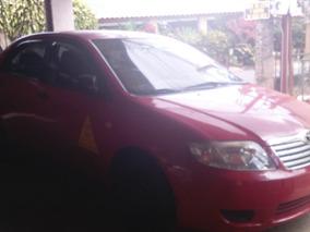 Taxi Toyota Corolla Xl