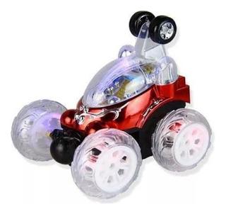 Carro Control Remoto Carro Loco Luces Y Sonidos Recargable