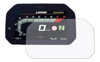 Protector Tablero Ultra Claro Tft Vi Moto Bmw R1200gs 2018