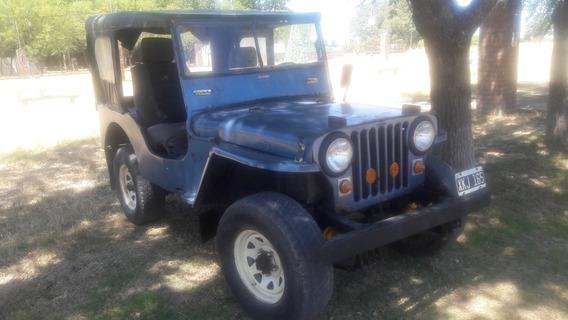 Willys Jeep 1943 4x4