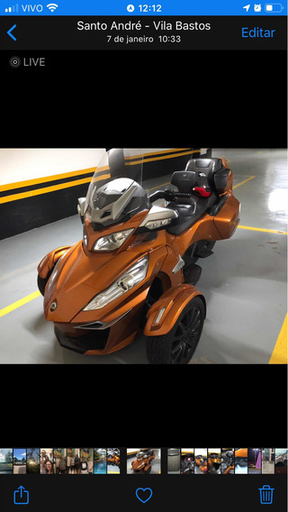 Bombardier Can-am Spyder Rt S