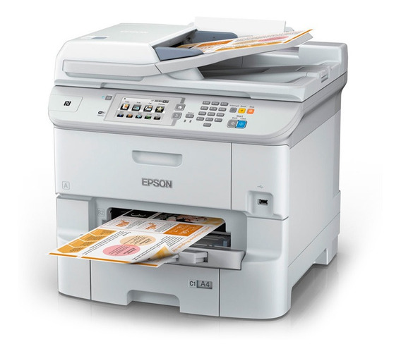 Ep Multifuncional De Tinta Epson Workforce Pro Wf 6590 Impr