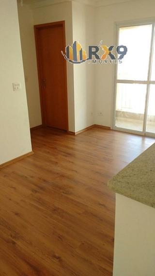 Apartamento Para Venda, 2 Dormitórios, Utinga - Santo André - 496