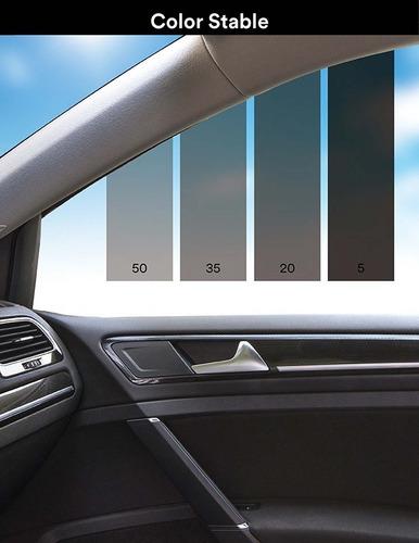 Película Automotiva 3m Color Stable Aplicada, Sem Parabrisa