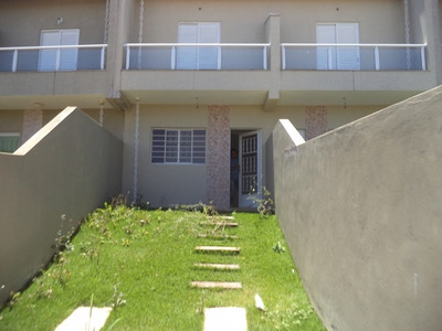 Casa Em Jardim Santo Antonio, Atibaia/sp De 80m² 2 Quartos À Venda Por R$ 200.000,00 - Ca77361