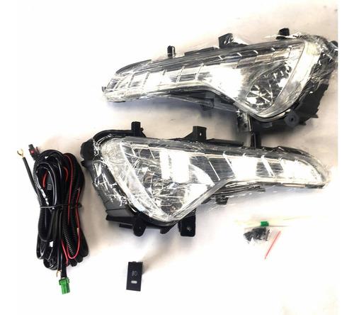 Halógenos Neblineros Kia Sportage R Kit Completo Sobreruedas