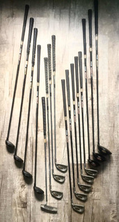 Juego De Palos De Golf Ping Con Bolso Incluido