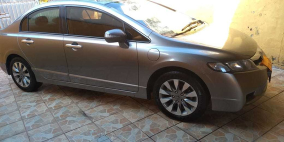 Honda Civic 1.8 Lxl Flex 4p 2010