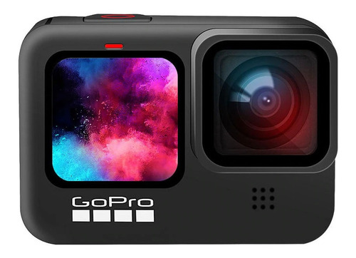 Go Pro Hero 9 Lacrada 5k 20mp + Bolsa Original