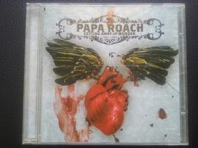 Cd Papa Roach - Getting Away With Murder