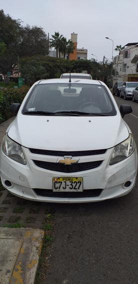 Chevrolet Sail 2012 T. 934144102 $ 5,600 Con Setame Gnv, Mec