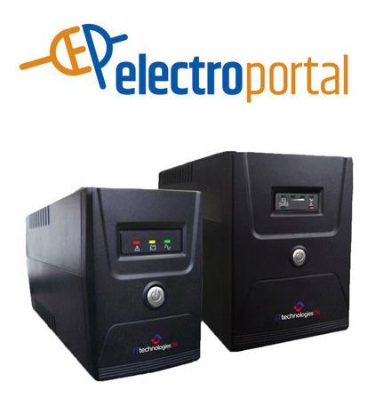 Ups Puma 1500va - It Technologies On - Interactiva C/estab