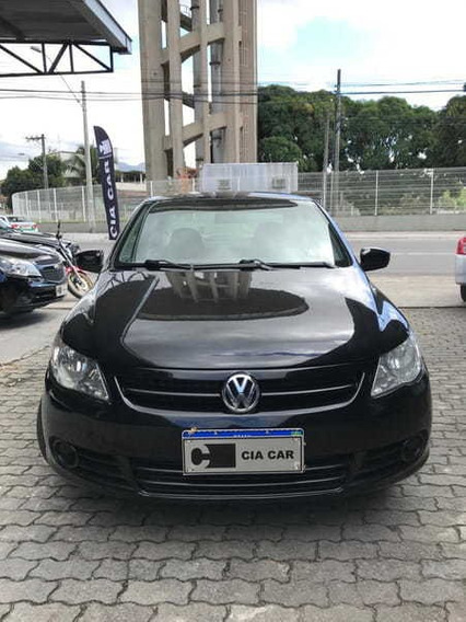 Voyage Trend 1.6 8v Completo Couro Airbag Abs Som Baixa