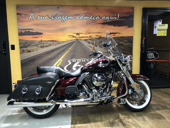Harley Davidson Road King Classic 2014 Impecável