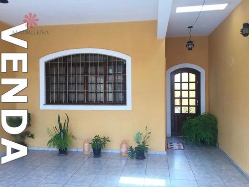 Imagem 1 de 15 de Casa Sobrado Para Venda, 3 Dormitório(s) - 1064