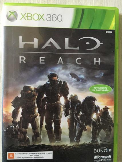 Halo: Reach Mídia Física Original Xbox 360