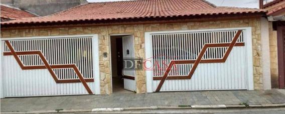 Casa Térrea 3 Dorm 2 Suites Com Piscina 3 Vgs Jardim Nove De Julho, São Paulo. - Ca0319