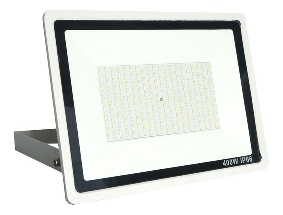 Refletor Led 400watts Microled Slim Ip66 Alta Luminosidade