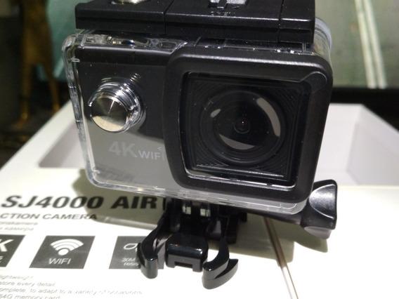 Action Camera 4k Sj4000 Air Com Wifi