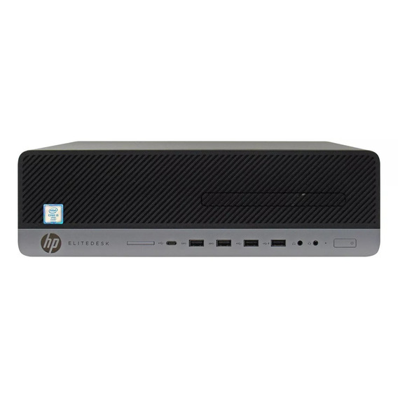 Hp Elitedesk 800 G3 Sff G4400 Dual Core 6ªgeração 4g Ssd 120