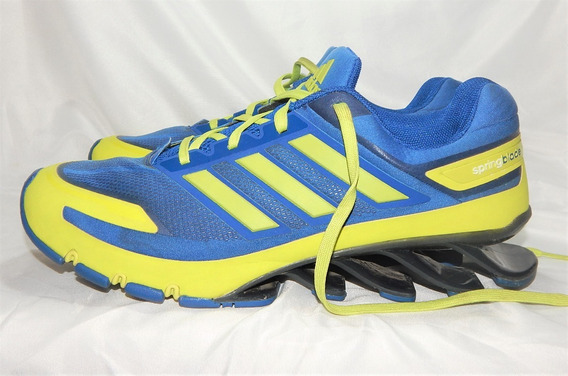 Tênis adidas Springblade Ignit Tf Azul Original 44 Seminovo