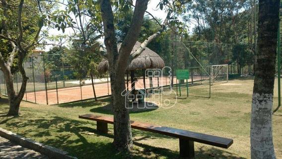 Terreno Residencial À Venda Em Condomínio, Camboinhas, Niterói. - Te0045