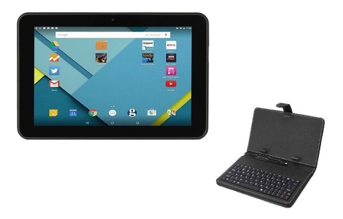 Tablet 10  Migros Quadcore 1.3ghz 1gb 16gb + Estuche/teclado