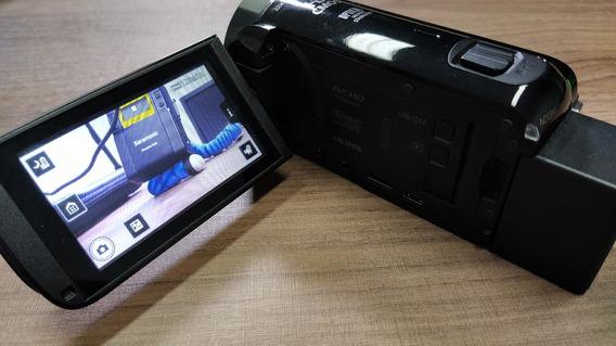Filmadora Canon Vixia Hf R700 Full Hd