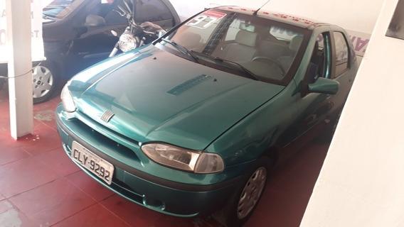 Palio Edx 1.0 4portas 97 Verde