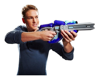 Boom Co Halo - Covenant Carbine Con 6 Dardos