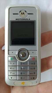 Celular Motorola C168 Teclas Grandes Desbloqueado 100% Ok