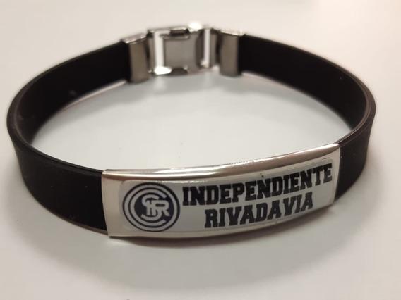 Pulsera De Caucho De Independiente Rivadavia