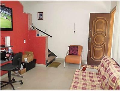 Sobrado Em Centro, São Vicente/sp De 0m² 2 Quartos À Venda Por R$ 420.000,00 - So151397