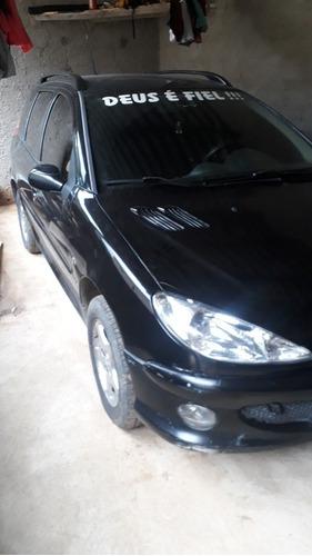 Peugeot 206 2007 1.6 16v Feline Flex 5p