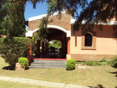 Hermosa Casa Con Pileta Y Vista A Las Sierras Juegos Cancha