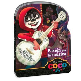 Libro Coco Pasión Por La Música- Lexus Editores