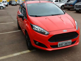 Ford Fiestasel 1.6 16v P.shift Fxc.4p125 2016/2017 8679