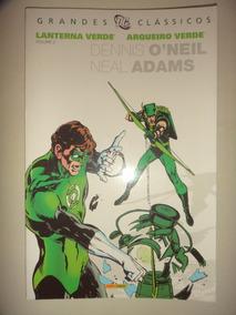 Grandes Classicos Dc 7 Lanterna Verde Arqueiro Verde 2 Excel